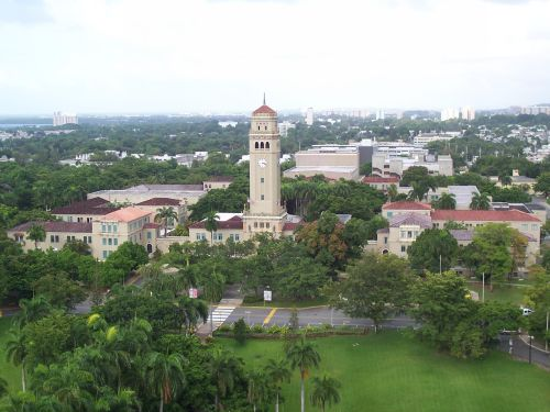 University of Puerto Rico Humacao