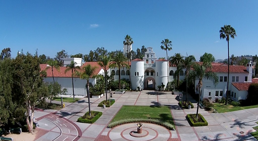 San Diego State University women's studies