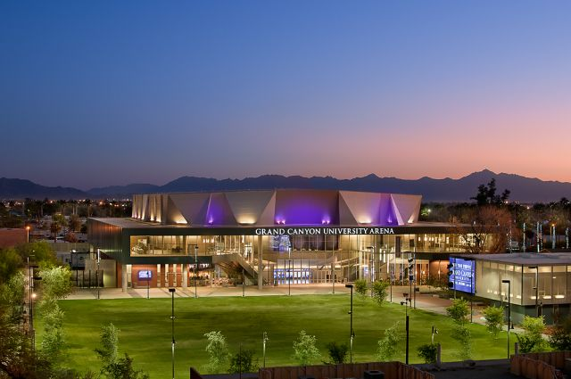 Grand Canyon University - finance degree online