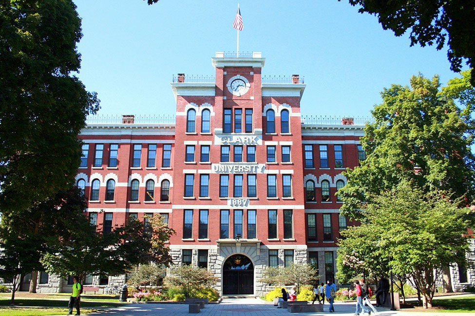 Clark University small colleges in Massachusetts