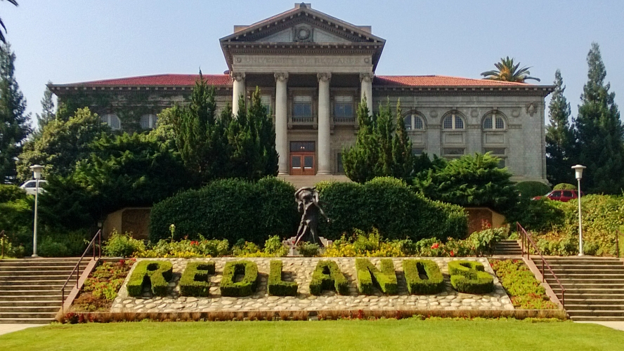 University of Redlands small colleges in California