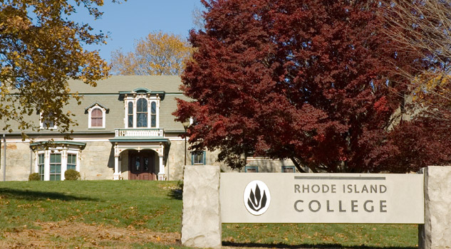 Rhode Island College women's studies