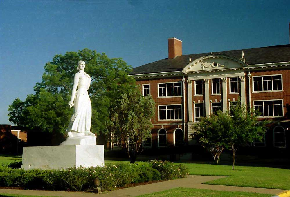 Texas Woman's University women's studies