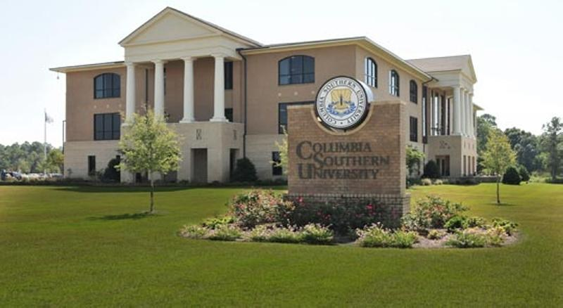 Columbia Southern University online MBA and online master's in marketing degrees