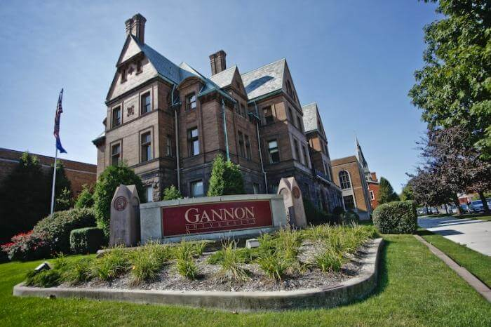 Gannon University online master's degree in human resources management programs