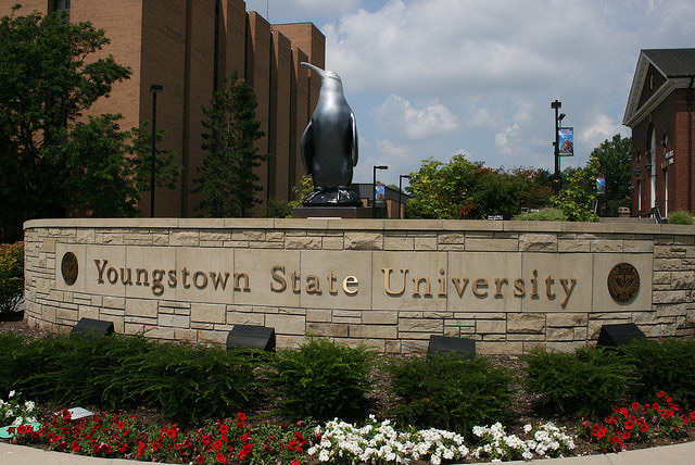 Youngstown State University online master's in economics degrees