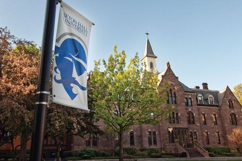 Seton Hall online master's in school counseling degree