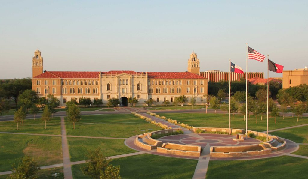 Texas Tech University Online Master's in English Literature