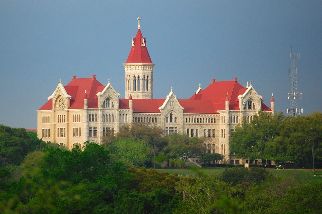 Saint Edward's University small colleges in Texas