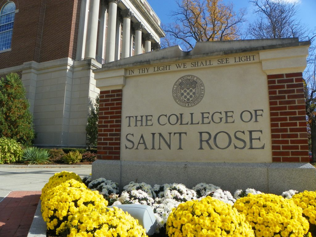 cite college of st rose