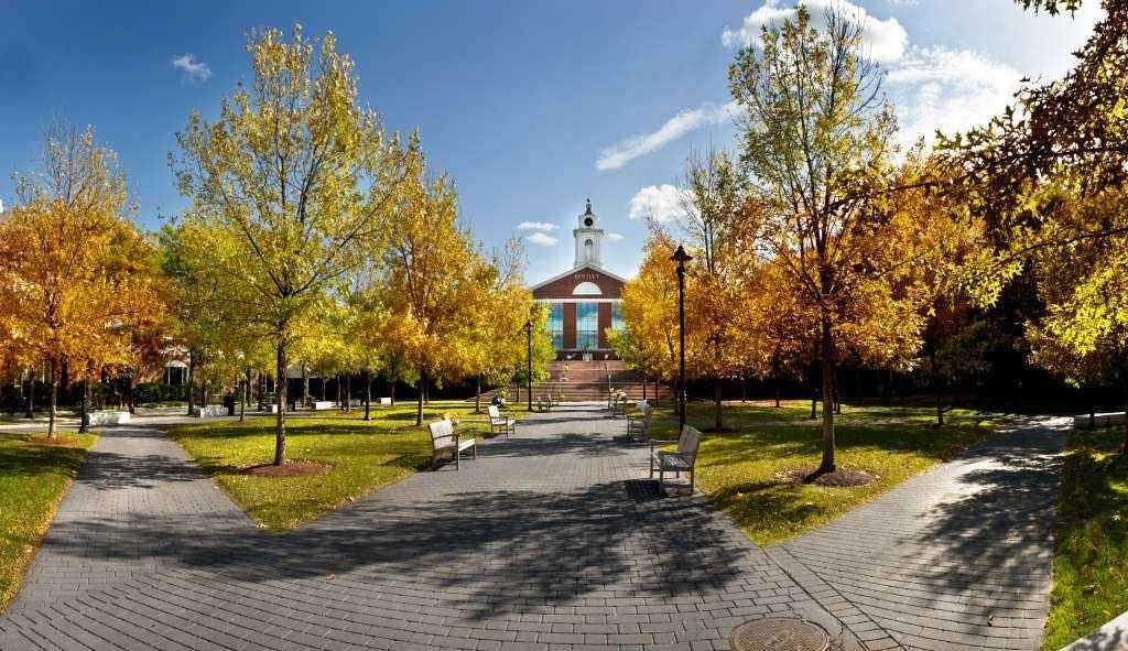 Bentley University small colleges in Massachusetts
