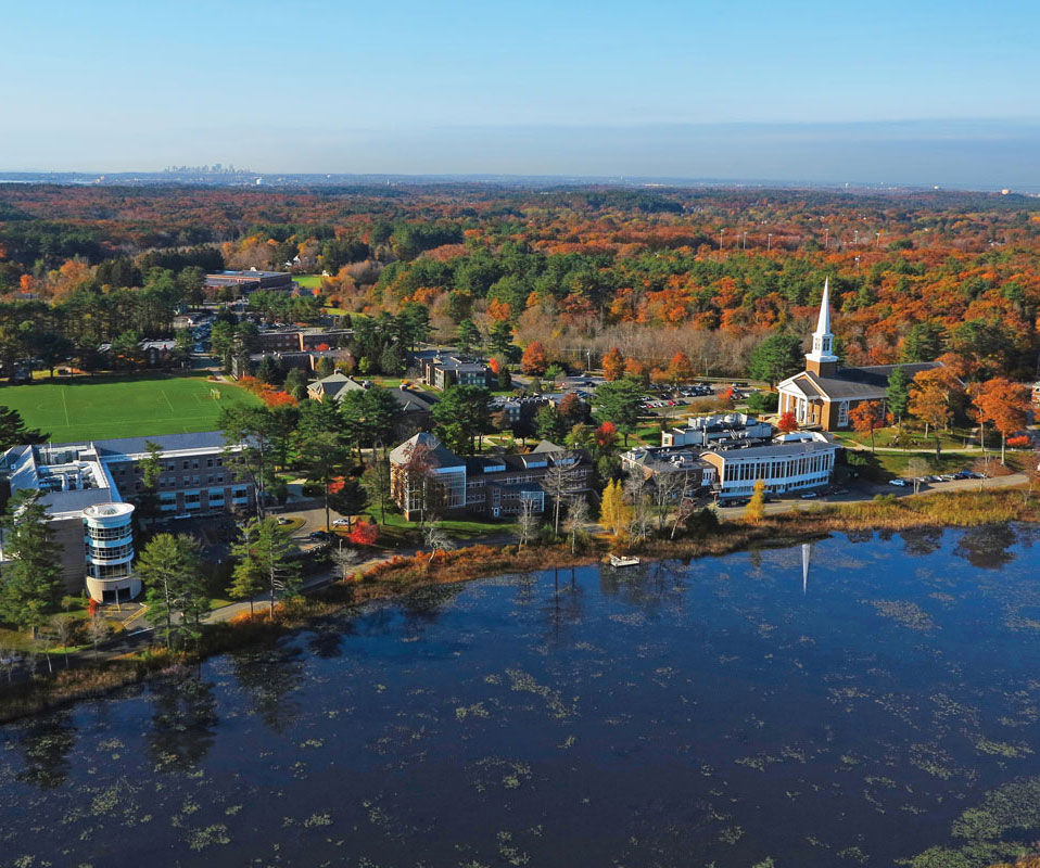 Gordon College small colleges in Massachusetts