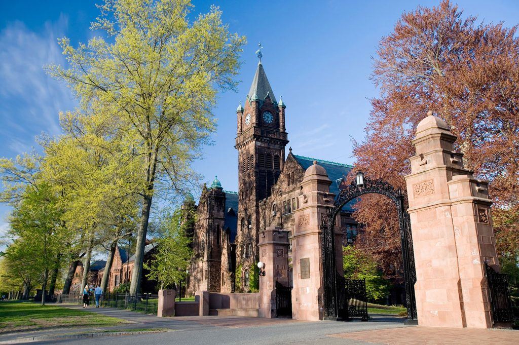 Mount Holyoke College small colleges in Massachusetts