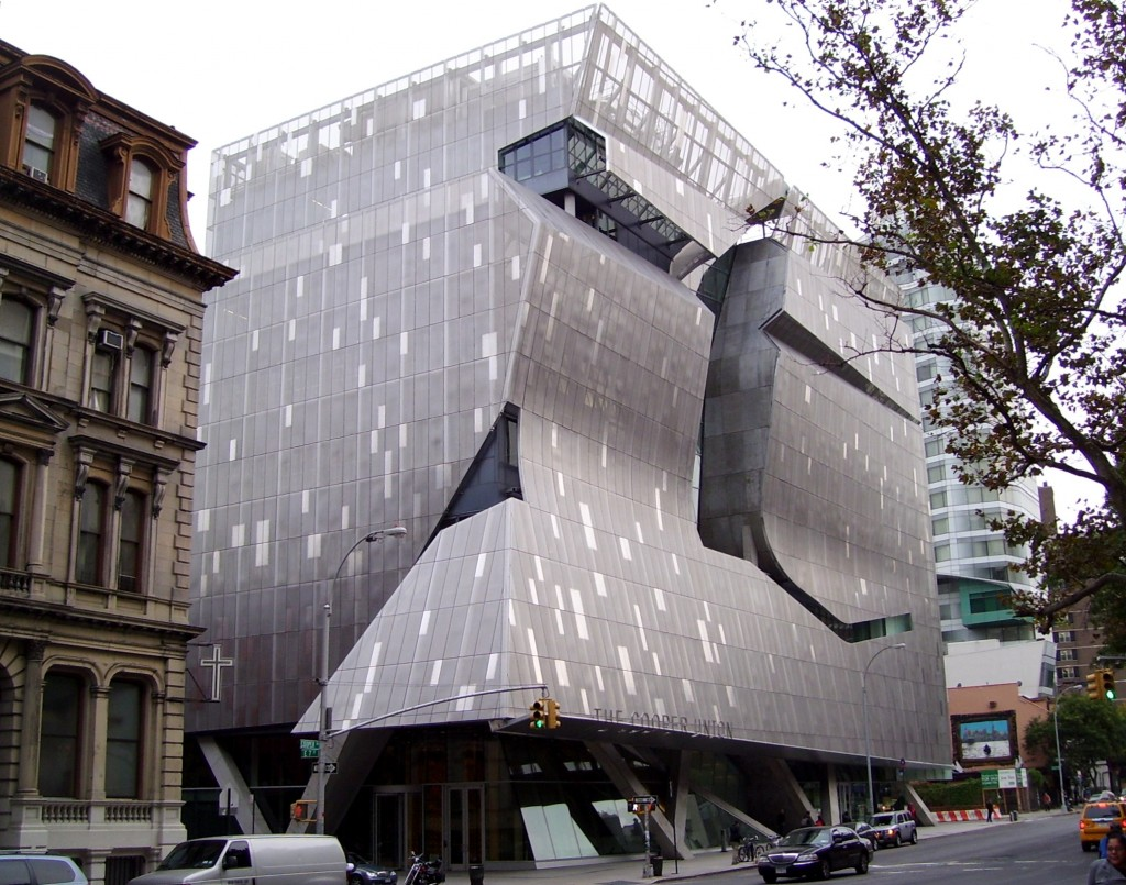 Cooper Union for the Advancement of Science and Art