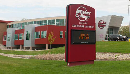 Baker College for Graduate Studies - online accounting masters degree