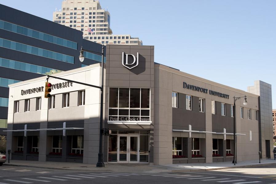 Davenport University - online programming degree