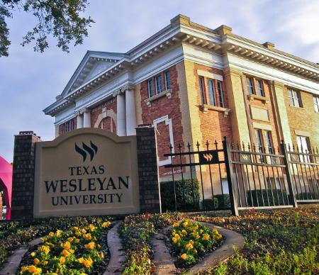 Texas Wesleyan University small colleges in Texas