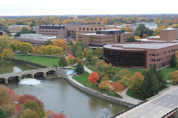 University of Michigan Flint - finance degree online