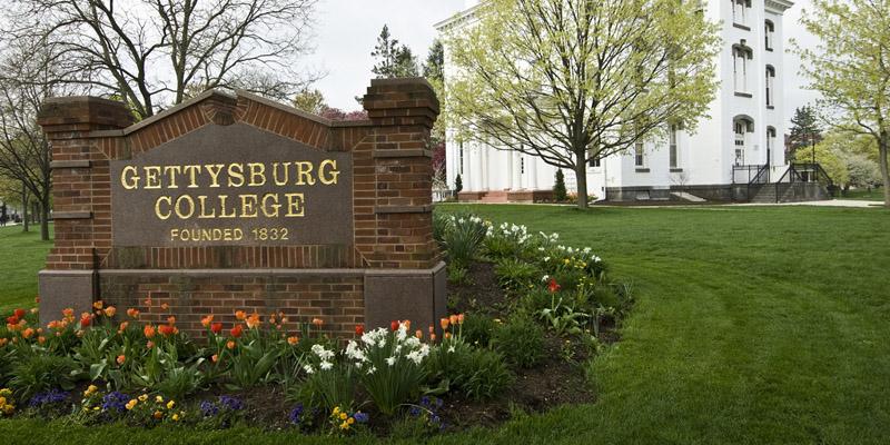Gettysburg College asian american studies