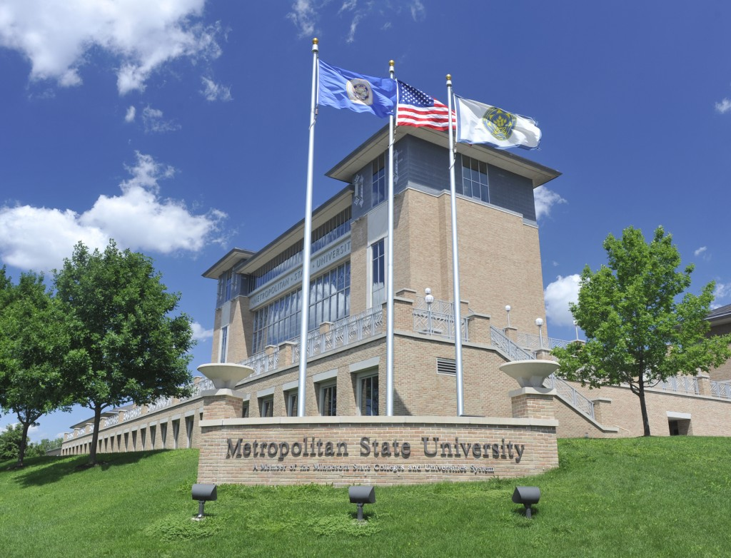 Metropolitan State University ethnic studies