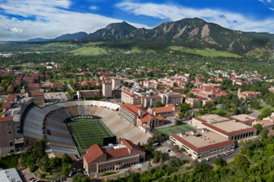University of Colorado - Boulder asian american studies