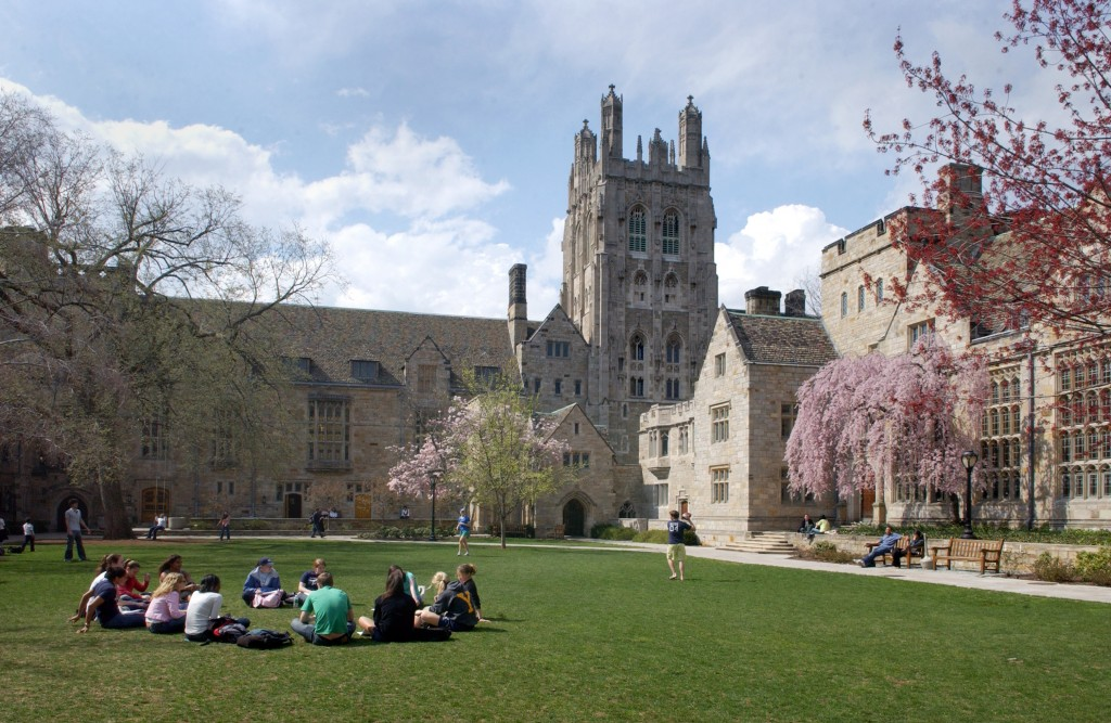 Yale University ethnic studies
