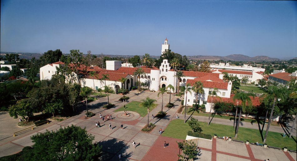 San Diego State University latin american studies