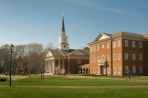 Regent University offers a competitive online bachelor's degree in Christian studies