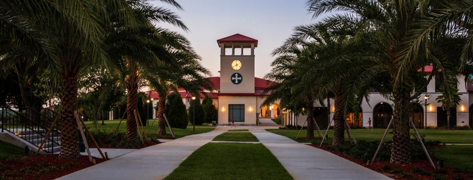 One of Saint Leo University online theology and Christian studies degrees