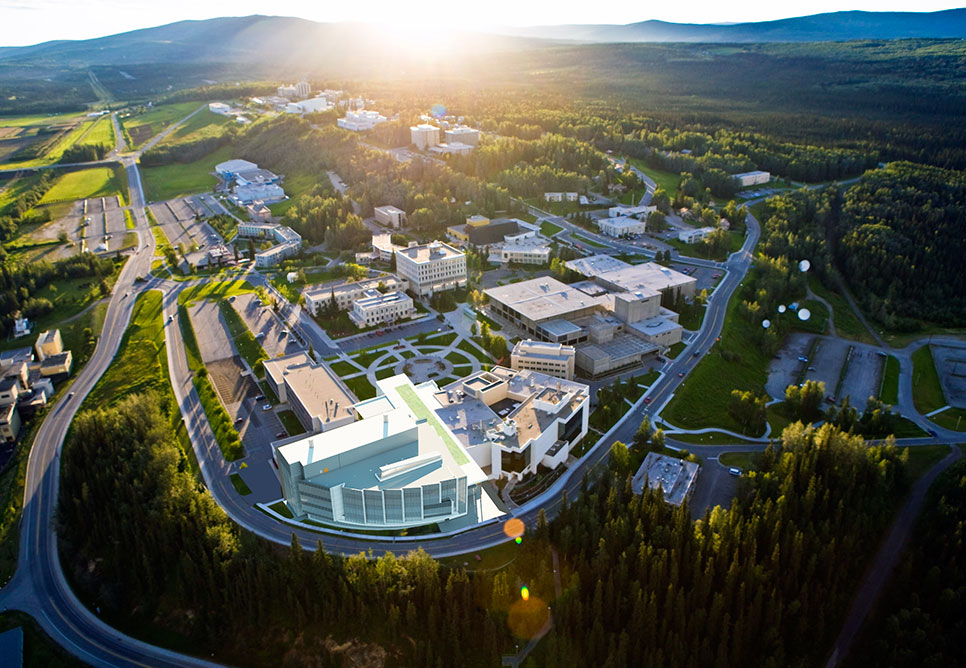 University of Alaska Fairbanks online master's in school counseling degree