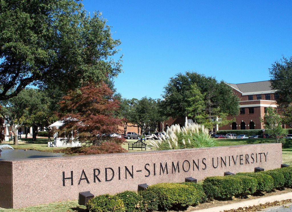 Hardin-Simmons University small colleges in Texas
