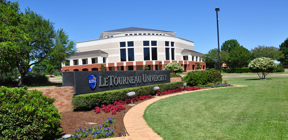 LeTourneau University small colleges in Texas