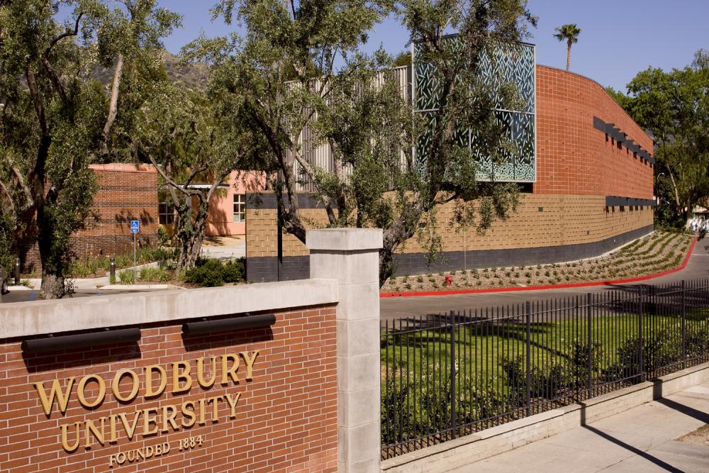 Woodbury University - Burbank small colleges in California