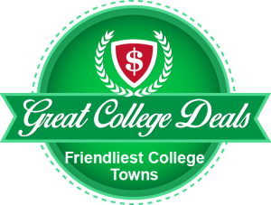 great-college-deals-friendliest-college-towns