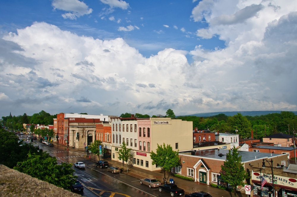 State University Of New York At Fredonia Mail: 25 Most Affordable College Towns In New York
