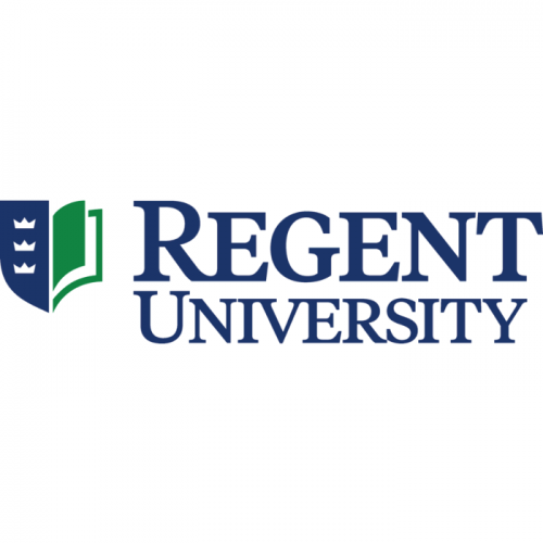 Logo of Regent University for our ranking of online bachelor's in theology