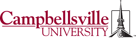 Logo of Campbellsville University for our ranking of online bachelor's in theology