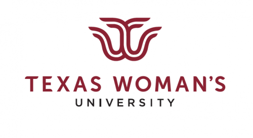 Logo of Texas Woman's University for our ranking of best online master of library science degrees