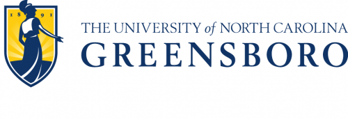 Logo of UNC Greensboro for our ranking of best online master of library science degrees