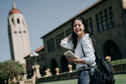 Image of student for our feature on highest paying business degrees