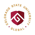 Logo of CSU Global for our ranking of top online criminal justice degrees