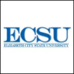 Logo of ECSU for our ranking of top online criminal justice degrees