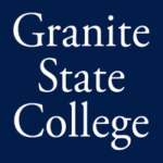 Logo of Granite State College for our ranking of top online criminal justice degrees