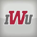 Logo of IWU for our ranking of top online criminal justice degrees