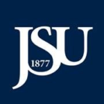Logo of JSU for our ranking of top online criminal justice degrees