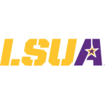 Logo of LSUA for our ranking of top online criminal justice degrees