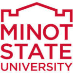 Logo of Minot State for our ranking of top online criminal justice degrees
