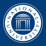 Logo of National University for our ranking of top online criminal justice degrees