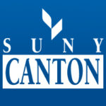 Logo of SUNY Canton for our ranking of top online criminal justice degrees