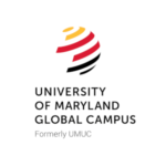 Logo of University of Maryland Global Campus for our ranking of top online criminal justice degrees